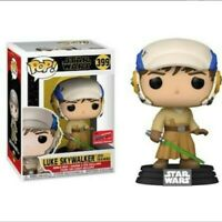 Funko Pop Vinyl Luke Skywalker #399 NYCC 2020 Shared Sticker Confirmed Order!