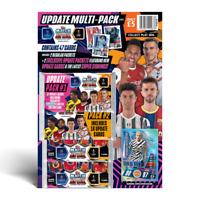 2020/21 Match Attax Champions Soccer Cards - Update Pack inc Limited V de Beek!