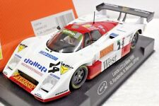 Slot It Sica21A Lancia Lc 2 Le Mans New 1/32 Slot Car In Sealed Display Case
