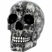 Skull Soul Ghost Skeletons Gothic Ornament Figurine Home Decoration Ghosts