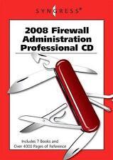 2008 Firewall Administration Professional CD 2007 by Hemni, Anne 1597492027