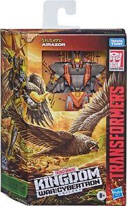 Transformers Generations Kingdom War for Cybertron Airazor *New**Sealed*