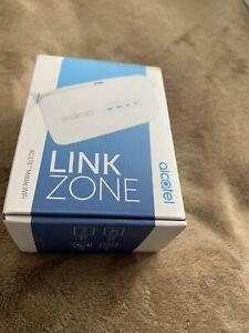 Alcatel Link Zone 4G LTE Mobile WiFi