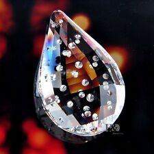Chandelier Glass Crystals Lamp Prisms Parts Hanging Pendants Wedding Decor 76mm