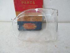 "Mopar ""NOS"" 1962 Plymouth Dodge Chrysler Wagon RH Back Up Light Lens 2189486"