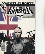 The Punisher-Vol 4 Issue 18-Marvel Comic