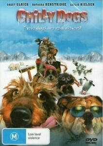 Chilly Dogs: Kevin of the North SKEET ULRICH NATASHA HENSTRIDGE - DVD New
