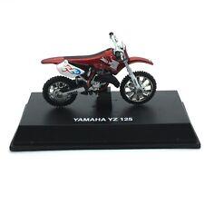 New Ray Yamaha YZ 125 Motorcross Mini Dirt Bike Motorcycle Red 1/32 Die Cast