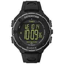 Timex T49950, Men's Expedition Vibrating Alarm Watch, Indiglo, Chrono, T499509J