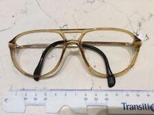 Zeiss 219 8100 56-15 occhiale vista vintage nuovo celluloide aste metallo