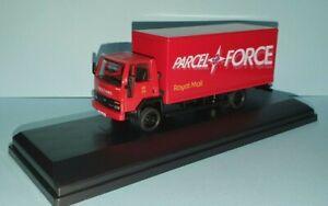 Oxford Diecast 76FCG005 Ford Cargo Box Van 'Parcelforce' - OO Gauge - BNIB