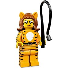 LEGO Minifigures Series 14 Monsters halloween Tiger Woman