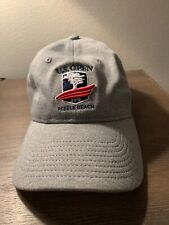 NEW US Open Pebble Beach 2019 USGA Tech Golf Hat/Cap Adjustable
