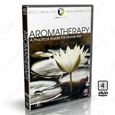 Essential Oils Aromatherapy DVD : Learn How to Mix & Blend Oils for Healing