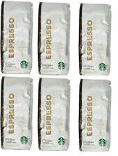 Starbucks  Espresso Roast Whole Bean Dark Roast Coffee 6 LB