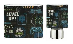 GAMING LEVEL UP xbox playstation choose from Light Shade , Touch Lamp or Bundle
