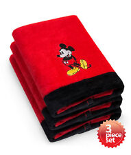 """Disney's Mickey & Minnie Mouse Super Absorbent and Soft Fingertip Towel 11""""x18"""""""