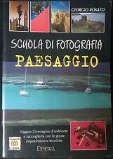 SCUOLA DI FOTOGRAFIA: PAESAGGIO -  Giorgio Rosato - Demetra, 1998 - L