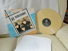 THE BEATLES GREATEST ODEON EMI PARLOPHONE DUTCH GOLD VINYL PERFECT PLAYBACK !