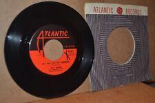 CAROLE KING REL.: JON E. HOLIDAY; YES I WILL LOVE YOU TOMORROW ATLANTIC 2091 45