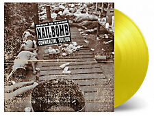 NAILBOMB - PROUD TO COMMIT COMMERCIAL SUICIDE  Ltd.Yellow Coloured  LP  SEALED