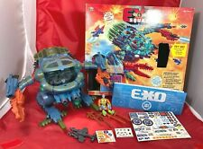 Exo Squad - General Shiva - Amphibious E-Frame - Complete with Sticker Sheets