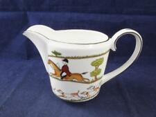 Wedgwood Hunting Scene Cream Jug 0.4 pints.