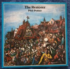 "Phil Potter: The Restorer 1978 12"" Vinyl Lp Near Mint Condition"
