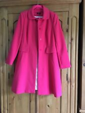 Next Pink Duster Style Coat