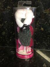 BARBIE  DOLL CLOTHING Fashion Fever Pink & White Faux Fur  Dress Shoe Fashion Av