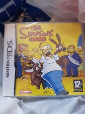 The Simpsons (Nintendo DS) sealed new