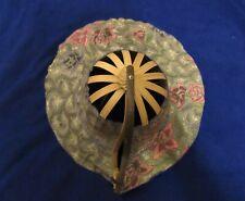 Beautiful Women's folding sun bonnet from Puerto Rico