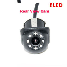 Universal 8 LED HD CCD Car Rearview Camera Night Vision Wide Angle FOR Chevrolet
