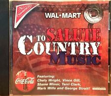 Wal-Mart: Salute To Country Music (CD, 2000) - Usually ships within 12 hours!!!