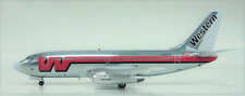 Inflight IF7320911PA Western Airlines Boeing 737-200 N235WA Diecast 1/200 Model