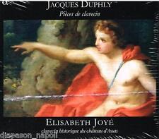 Duphly: Pieces De Clavecin / Elisabeth Joye - CD