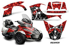AMR Racing Can Am BRP RT-S Spyder Graphic Kit Wrap Roadster Decals 2014+ REAP R