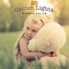 20 pack golden lights colors presets for lightroom 4, 5, 6 & cc