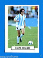 ITALIA 90 - Euroflash -Figurina-Sticker n. 80 - RUGGERI - ARGENTINA -New