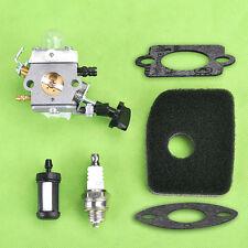 Carburetor Air Fuel Filter Tune UP Kit F STIHL SH56 SH56C SH86 SH86C BG86 Carby