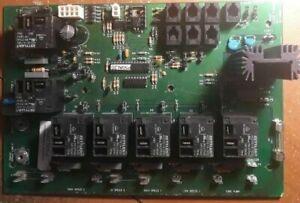 Vita Spas L500 Power board Chip  #P50AL20  board # P50AL20017 USED
