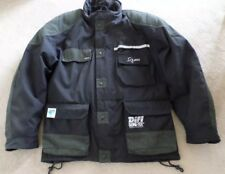 DIFI SIGMA GORE-TEX MOTORCYCLE JACKET, WITH FULL ARMOUR AND KEVLAR. SIZE LARGE.