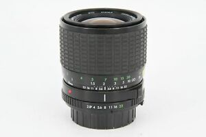 Sigma 35-70mm f/2.8-4 Zoom Lens for Minolta MD Mount - Parts Only