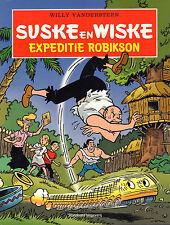 SUSKE EN WISKE - EXPEDITIE ROBIKSON (SPECIALE UITGAVE VOOR ABN AMRO)