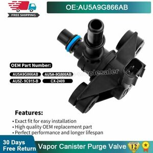 AU5A9G866AB For 2014-2016 FORD TRANSIT CONNECT CARG Vapor Canister Purge Valve