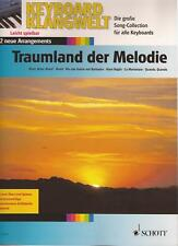 Keyboard Noten  - TRAUMLAND DER MELODIE