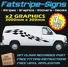 Van gráficos Calcomanías Stickers tránsito Vito transportador de conectar el tráfico de Motocross