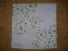 bandana / Foulard femme  OAKLEY -VERT et blanc - 51 x 51 cm-100% polyester