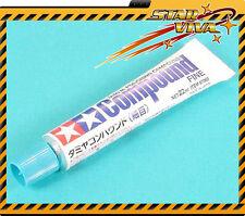 Tamiya 87069 Pulido Compuesto Fino Envío Gratuito modelo kit de herramientas de arte