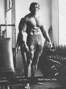 Arnold Schwarzenegger Bodybuilding Photo Poster Print Wall Arnie Mr Universe 01